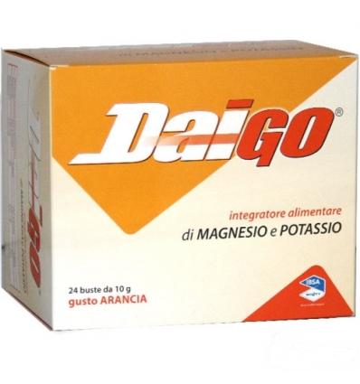 DaiGo magnesio e potassio 24bst arancia