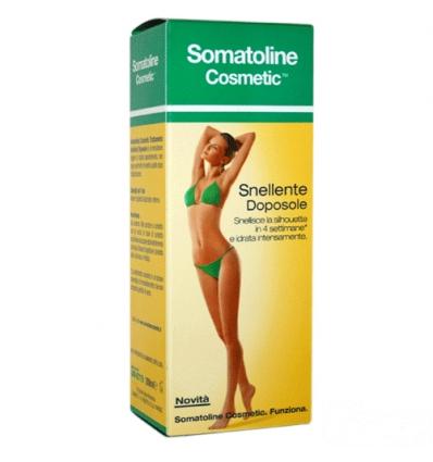 Somatoline Snellente doposole 200ml