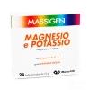 Massigen Magnesio e Potassio 24 buste