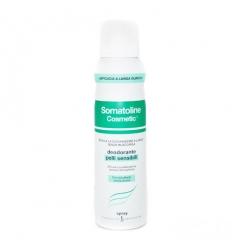 Somatoline Deodorante pelli sensibili spray 150ml