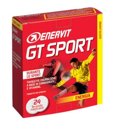 ENERVIT GT 24 table