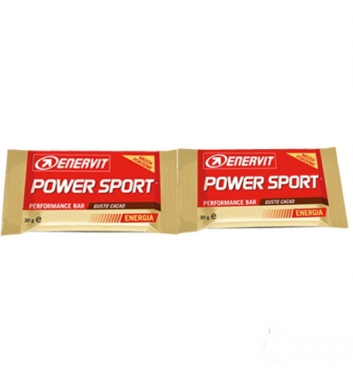 ENERVIT power sport 30gx2 double cacao