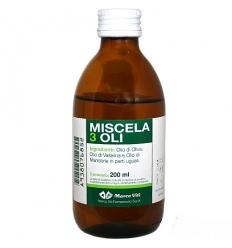 MV Miscela 3 oli 200ml