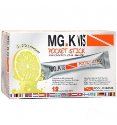 MG.K VIS pocket stick 12pz limone