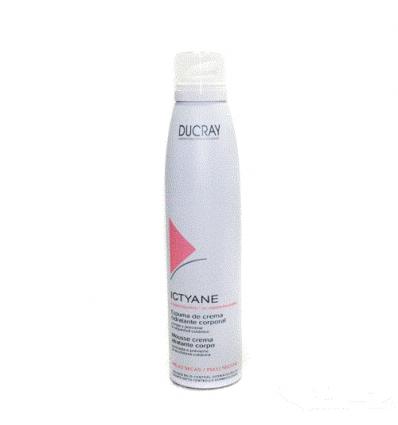 Ducray Ictyane mousse crema idratante corpo 250ml