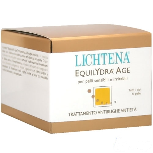 Lichtena Equilydra age antirughe pelli mormali miste 50ml..