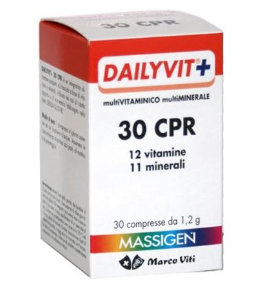 Massigen Dailyvit+ 30pr