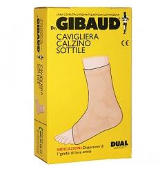Dr. Gibaud cavigliera calzino sottile tg.02