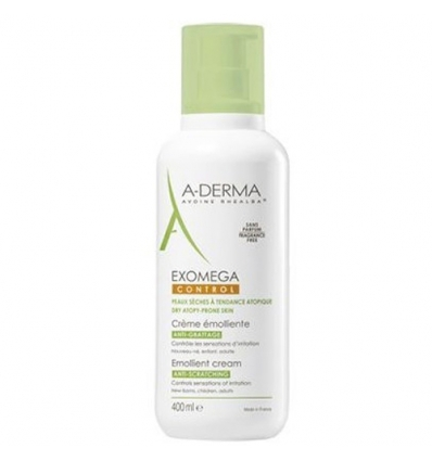 A-Derma Exomega control crema emolliente 400ml