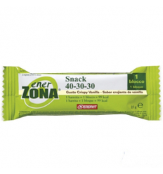 enerZONA bar  Snack crispy vanilla