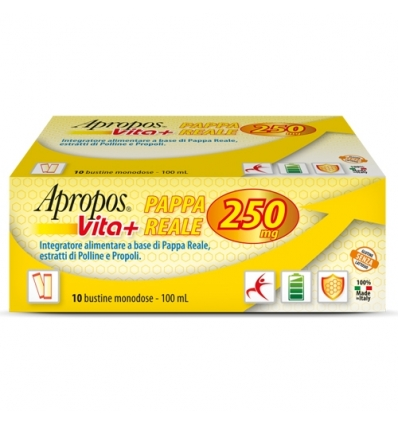 Apropos pappa reale 250mg 10bst