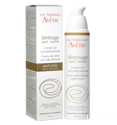Avene Serenage crema notte 40ml