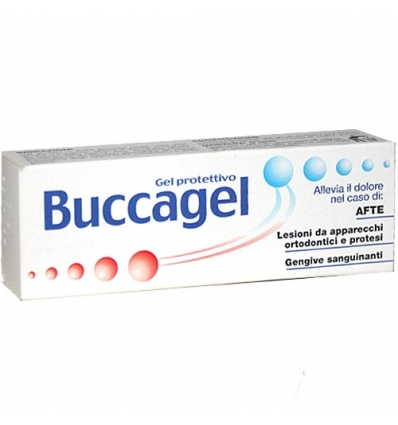 Buccagel afte gel 15ml