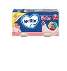 MELLIN OMOGENEIZZATO POLLO 2 X 120 G