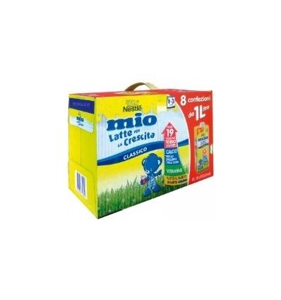 LATTE MIO CLASSICO 8 X 1000 ML