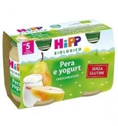HIPP BIO HIPP BIO OMOGENEIZZATO PERA YOGURT 2X125 G