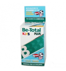 Be-Total plus kids 30 tavolette masticabili