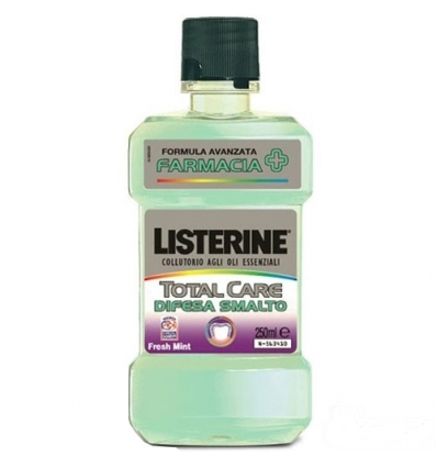 Listerine total care difesa smalto 250ml
