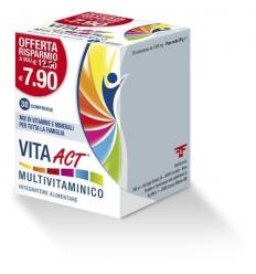 VITA ACT MULTIVITAMINICO 30 COMPRESSE