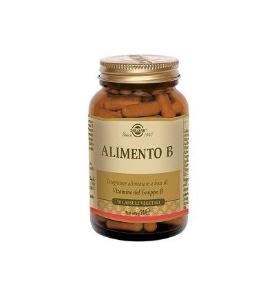 ALIMENTO B 50 CAPSULE VEGETALI FLACONE 24 G