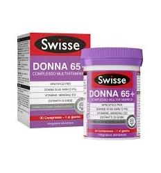 SWISSE DONNA 65+ COMPLESSO MULTIVITAMINICO 30 COMPRESSE