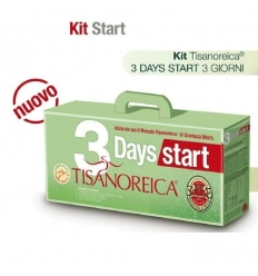 Tisanoreica kit 3days start