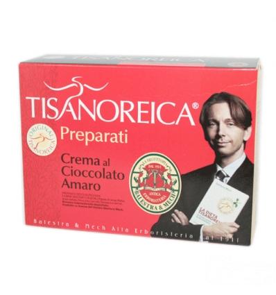 Tisanoreica crema al cioccolato amaro box 4 preparati