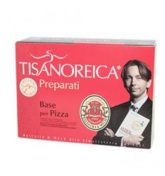 Tisanoreica base per pizza box 4 preparati