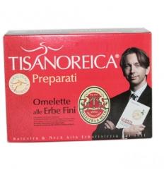 Tisanoreica omelette alle erbe fini box 4 preparati