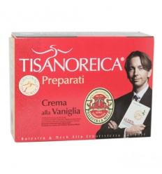Tisanoreica crema alla vaniglia box 4 preparati
