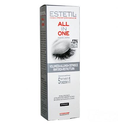 Estetil mascara all in one 7,5ml