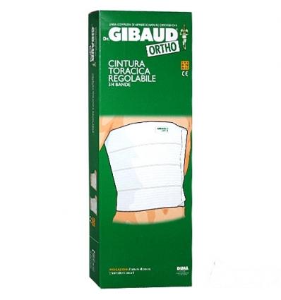 Dr. Gibaud Ortho cintura toracica regolabile 4 bande tg.01