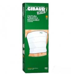 Dr. Gibaud Ortho cintura toracica regolabile 4 bande tg.02