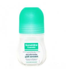 Somatoline Deodorante pelli sensibili roll-on 50ml