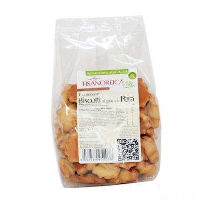 Tisanoreica Vita biscotti 250g pera