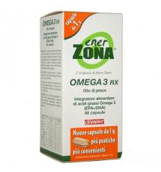 enerZONA Omega3 RX da 1g 48 capsule