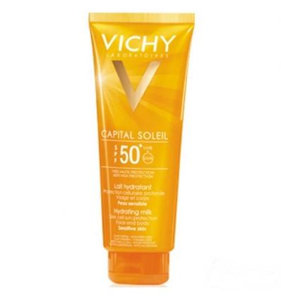 VICHY Capital Soleil latte spf 50+ 300ml