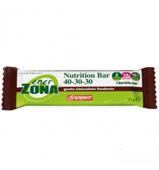 enerZONA bar Nutrition cioccolato fondente