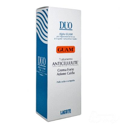 GUAM DUO Anticellulite crema forte 200ml