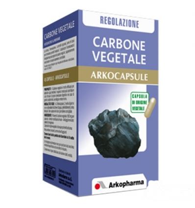 ARKOPHARMA Carbone vegetale 45cps