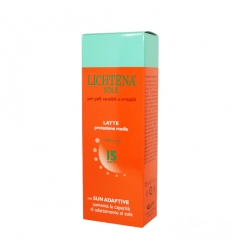 Lichtena sole latte spf15 125ml