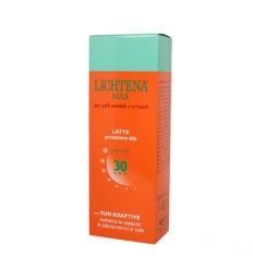 Lichtena sole latte spf 30 125ml