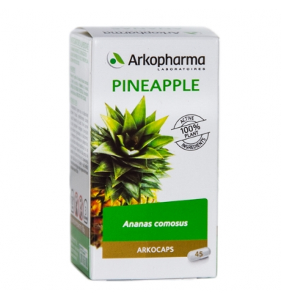 ARKOPHARMA Ananas 45cps