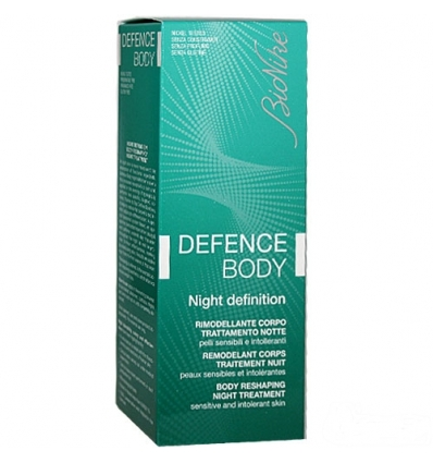 BioNike Defence body night definition 200ml