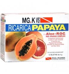 MG.K VIS Ricarica Papaya 12bst