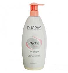 Ducray Ictyane crema detergente delicata viso e corpo 500ml