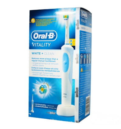 Oral B Vitality pro white