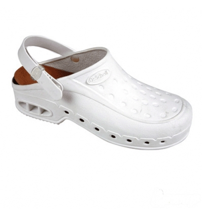 Dr.Scholl New Worktime 45-46 bianco