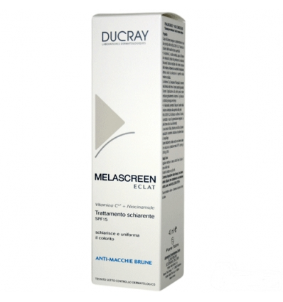 Ducray Melascreen eclat crema 40ml spf15