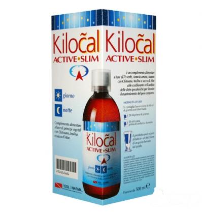 Kilocal Active slim 500ml